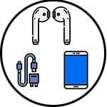 accesorios de teléfonos celulares